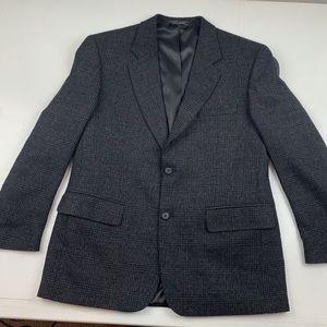 Pendleton Lambswool Two Button Sports Coat Men's M